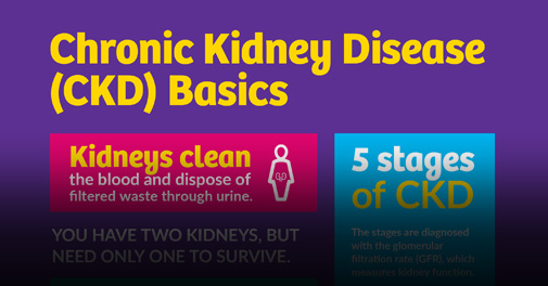 Chronic Kidney Disease Basics